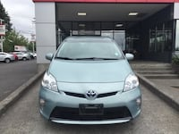 2015 Toyota Prius Hybrid Three CARFAX Low Miles Fuel Efficient Wagon Vancouver, 98662