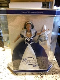 New - SEALED Millennium Princess Barbie African American  Lansdale, 19446