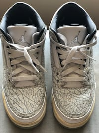 pair of gray Nike Air Force 1 low Toronto, M1S 4W2