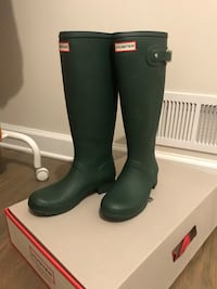 Hunter Boots (dark Green) size 37 Rockville, 20852