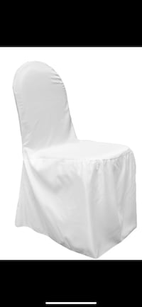 200 white chair covers asking for $185 or best offer. Jacksonville, 32219