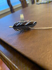 Feather ring silver  Vaughan, L4J 8W8
