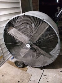 48-inch belt driven Max air fan Norfolk, 23518