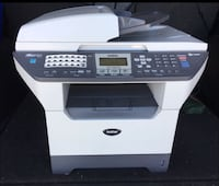 BROTHER MFC-8660DN ALL-IN-ONE MULTI FUNCTION LASER PRINTER  El Paso, 79915