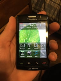 blackberry telus smartphone