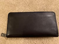 Coach Wallet, Leather, Brand New, Never Been Used 2407 mi