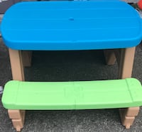 Little Tikes picnic table Cartersville, 30120