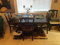 Dining table Cypress