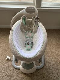 Deluxe baby cradle and swing Fairfax, 22030