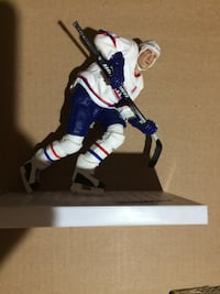 Montreal Canadiens hockey figure