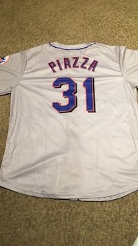 Mike Piazza promotional jersey