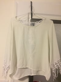 women's white long sleeve top North Las Vegas, 89086