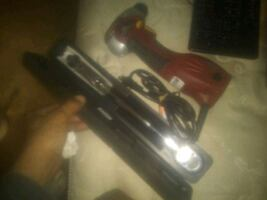Torque wrench and power drill
