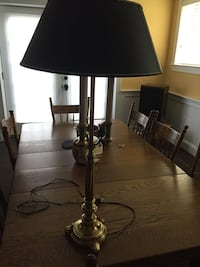 Solid Brass table lamp Frederick, 21702