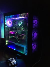 Custom gaming pc rgb Toronto, M9M 2B5