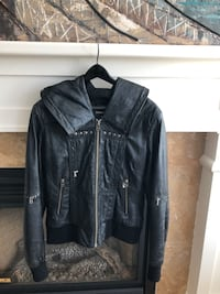Women's Danier leather jacket  Laval, H7E 5L2