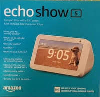 Amazon Echo Show 5  Vaughan, L4L 3V6