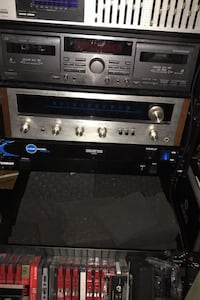 Vintage hifi Pioneer Stereo Receiver w/ Manual SX-424. Perfect condit.