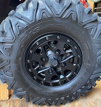 Can am x3 big horn 30 tires and wheels