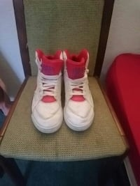 Nike Air Force 180 Mid White/red grosse eu 46