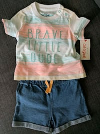 baby boy outfit 3-6 months new Falls Church, 22044