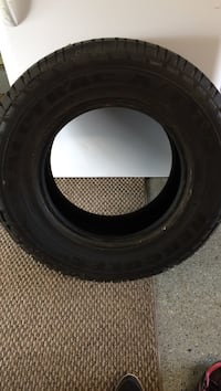 Hercules all track a/t size 265/70 r 17 .  10/32 Westminster, 80021