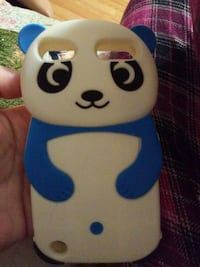 white and blue panda print iPhone case Cleveland, 37323