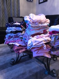 Baby girl clothes 100+ items everything you need new born to 3 months  Brampton, L6X 0E5