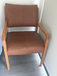 Leather chair Innisfil