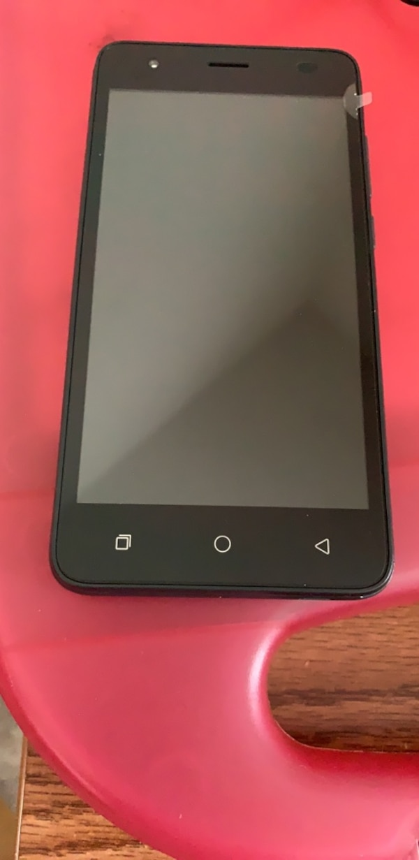 virgin mobile prepaid phone it's brand new comes with a charger NEVER USED