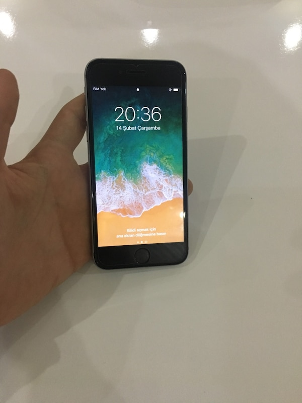 İPHONE 6S SPACE GRAY