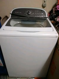 white top-load clothes washer San Benito, 78586