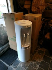 Brand new water cooler
