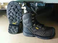Size 12 keen steel toed boots