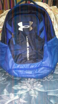 blue and black Under Armour backpack Dothan, 36303