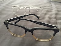Warby Parker non prescription glasses with no case $80 for both Washington, 20036