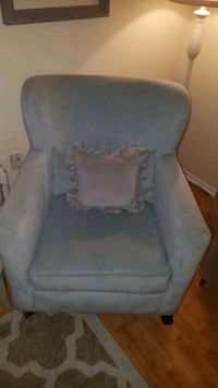 Soft blue chair Woodbridge, 22192