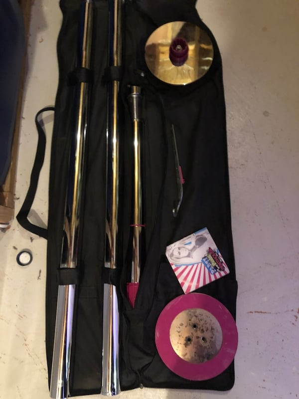Portable Pole Dancing kit 3