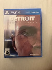 Detroit Become Human Ps4 Exclusive Saskatoon, S7M 5H3