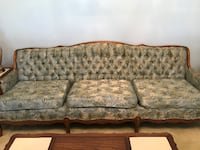 1972 French Provincial Living Room Suite Gallatin