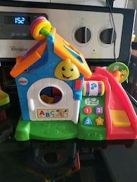 Fisher price mini house Toronto, M3M 2S8