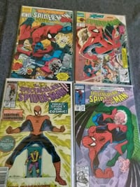 Spiderman comics $2 each Shelton, 06484