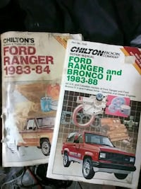 Ford manuals Surrey, V3T 1Z6