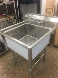 Prep sink .....great condition Brookhaven, 11763