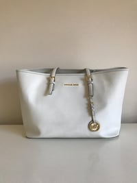 Michael Kors Large White Tote Bag Alexandria, 22304