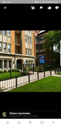 APT For Rent 1BR 1BA Chicago