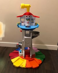 Paw Patrol My Size Lookout Tower - $145 in store Vancouver, V5V