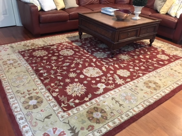 Used 8x10 Wool Rug For Sale In Menlo Park Letgo