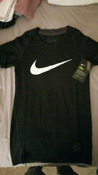 Authentic Nike boy's dri fit shirt.  Vancouver, V6G 1S4