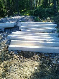 Concrete curbs Canmore, T1W 0G3